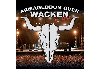 VARIOUS - Armageddon Over Wacken 2003 - (CD)