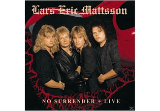 Lars Eric Mattsson - No Surrender Live - (CD)