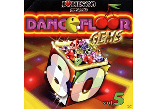 VARIOUS - Dancefloor Gems 80s Vol.5 - (CD)