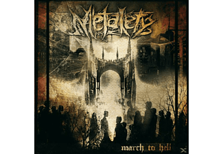 Metalety - March To Hell - (CD)