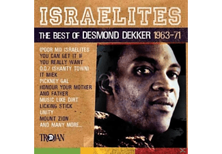 Desmond Dekker - Israelites/Best Of Dekker 63-7 [CD]