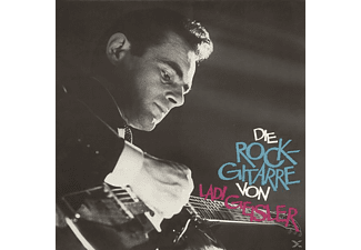 Ladi Geisler - The Rock Guitar - (Vinyl)