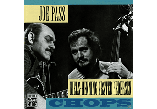 Joe Pass, Niels-Henning Ørsted Pedersen - Chops - (CD)
