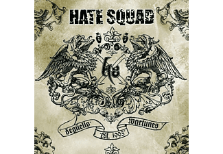 Hate Squad - Degüello Wartunes - (CD)