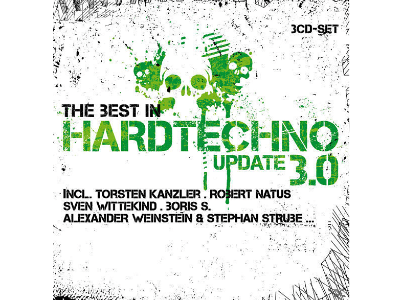VARIOUS - The Best In Hardtechno 3 [CD]