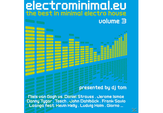 VARIOUS - Electrominimal.Eu Vol. 3 - (CD)