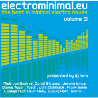 VARIOUS - Electrominimal.Eu Vol. 3 [CD]