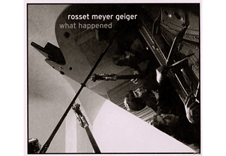 Rosset / Meyer / Geiger - What Happened - (CD)