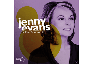 Jenny Evans - The Four Seasons Of Love - (CD)