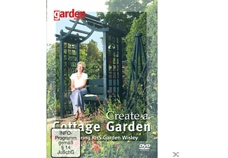 Create A Cottage Garden [DVD]