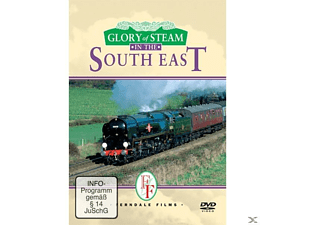 Glory Of Steam In The South East - (DVD)