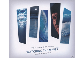 Tom Van Der Geld - Watching The Waves - (CD)