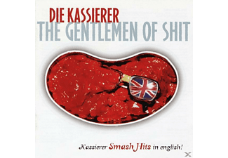 Die Kassierer - Gentlemen Of Shit - (CD)