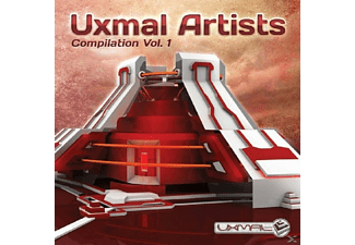 VARIOUS - Uxmal Artists Compilation Vol.1 - (CD)