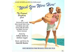OST/VARIOUS - Wish You Were Here - (CD)
