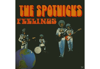 The Spotnicks - Feelings [CD]