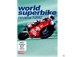 WORLD SUPERBIKE REVIEW 1992 - (DVD)