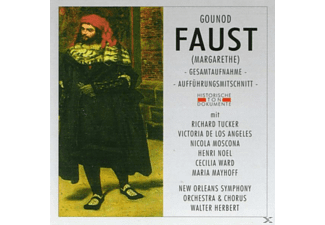 New Orleans Symph.Orch & Chorus - Faust (Ga) - (CD)