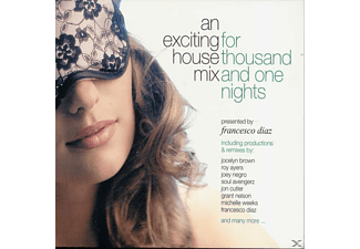 various/francesco diaz - an exciting house mix for thousand and o - (CD)