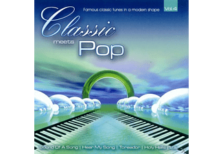 VARIOUS - Classic Meets Pop Vol.4 - (CD)