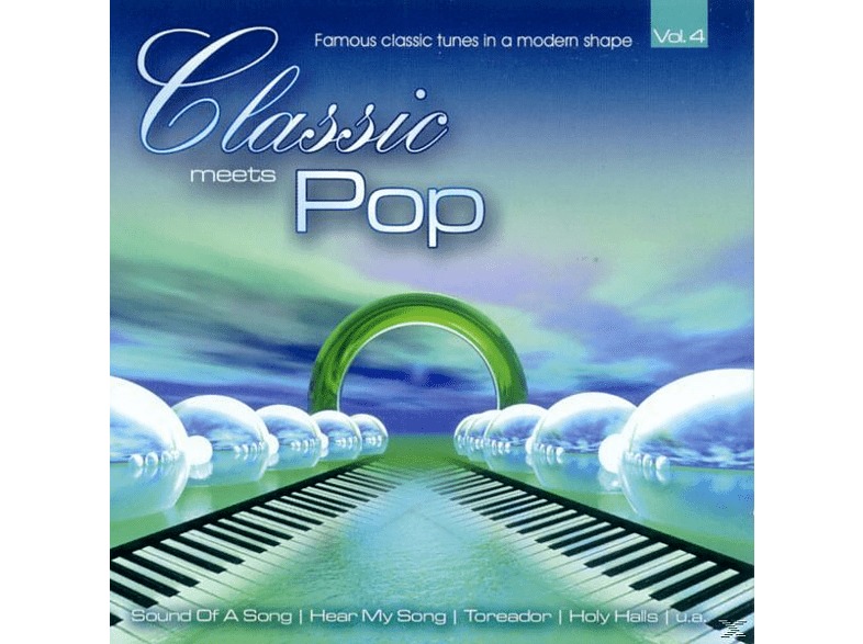 VARIOUS - Classic Meets Pop Vol.4 [CD]