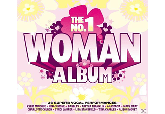 VARIOUS - The No.1 Woman Album - (CD)