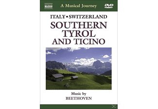 A Musical Journey - ITALY / SWITZERLAND - (DVD)