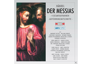 Bbc Symphony Or - Der Messias-Mp 3 Oper - (MP3-CD)
