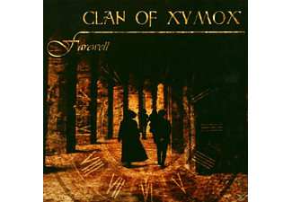 Clan Of Xymox - farewell - (CD)