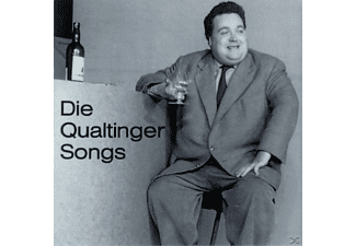 Helmut Qualtinger - DIE QUALTINGER SONGS - (CD)