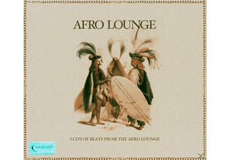 VARIOUS - Afro Lounge - (CD)