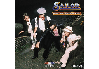 Sailor - TRAFFIC JAM-SOUND &.. - (DVD)