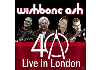 Wishbone Ash - 40th Anniversary Concert-Live In London - (Vinyl)