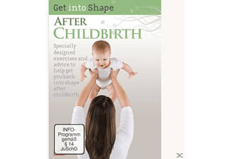 GET INTO SHAPE AFTER CHILDBIRTH - (DVD)