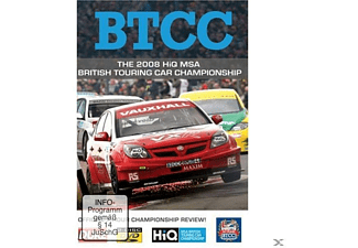 BTCC The 2008 HiQ MSA - (DVD)