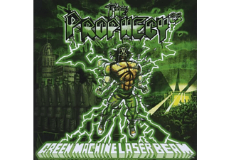 The Prophecy 23 - Green Machine Laser Beam - (CD)