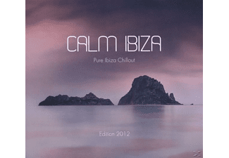 VARIOUS - calm ibiza-edition 2012 - (CD)