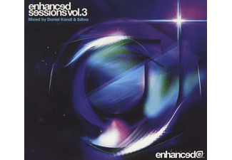 VARIOUS, Various/Daniel Kandi & Estiva - Enhanced Sessions Vol.3 - (CD)
