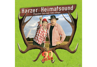 90 Grad - Harzer Heimatsound - (CD)