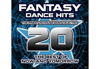 VARIOUS - Fantasy Dance Hits Vol.20 - (CD)