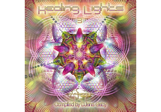 VARIOUS - Healing Lights 3 - (CD)