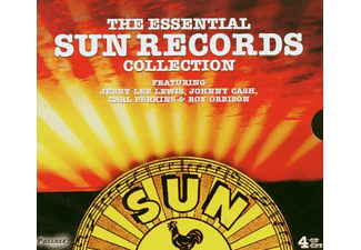 VARIOUS - The Essential Sun Collection - (CD)