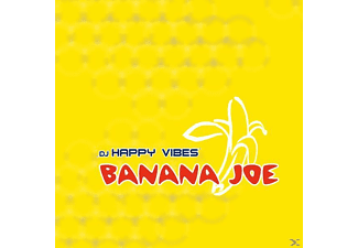 Dj Happy Vibes - Banana Joe - (Maxi Single CD)