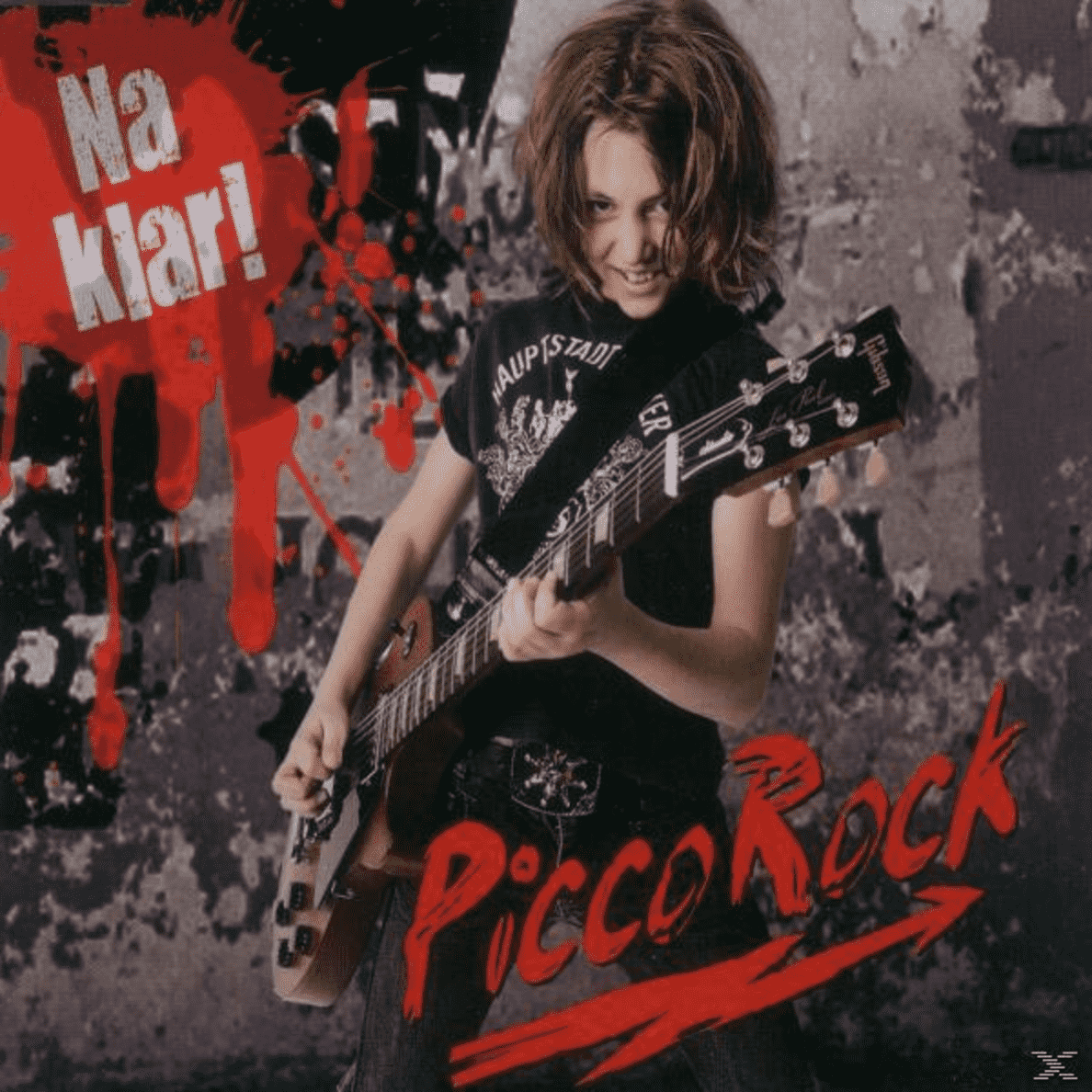 Picco Rock - Na klar! - (Maxi Single CD)