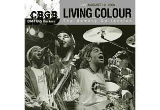 Living Colour - Cbgb Omfug Masters 19.08.2005 - (CD)