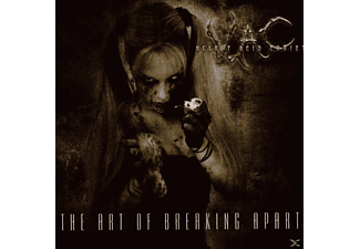 Velvet Acid Christ - The art of breaking apart - (CD)