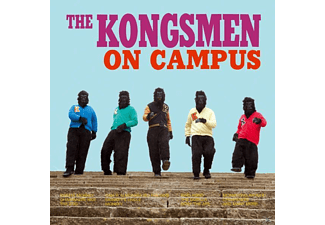 The Kongsmen - On Campus - (CD)