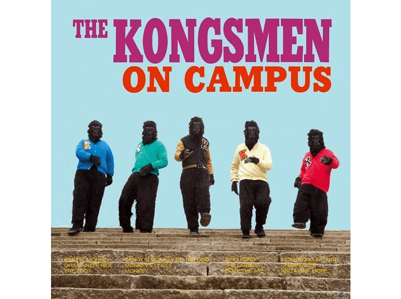 The Kongsmen - On Campus [CD]