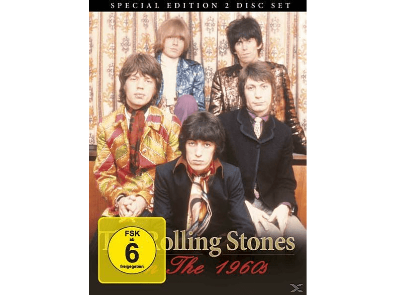 The Rolling Stones - In The 1960's [DVD]