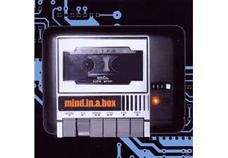 Mind.In.A.Box - R.E.T.R.O - (CD)